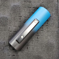 Purge Mod - Back To Basics V5 Mod - Brass Black/Blue Fade by Purge Mods