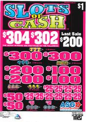 SLOTS OF CASH UV