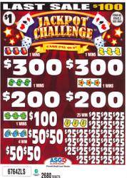 JACKPOT CHALLENGE
