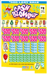 CASH BLOWOUT UV