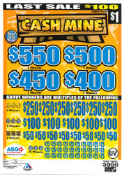 CASH MINE UV