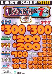 JACKS & 7'S