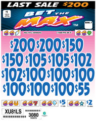 BET THE MAX (3 WINDOW)