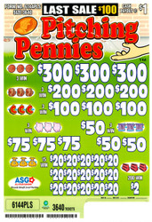 PITCHING PENNIES