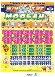 WIN THE MOOLAH
