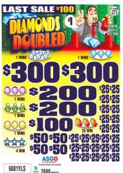 DIAMONDS DOUBLED