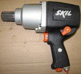 "Pneumatic Air 1"" Impact Wrench + 6 Sockets Skil 1116-9-1"