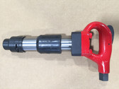 Pneumatic Chipping Hammer 4 Bolt Toku FBCH-3 + 2 Bits