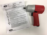 "Pneumatic 1/2"" Sq Dr. Air Impact Wrench Sioux IW500MP-4R"