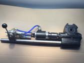 E.H. Wachs Power Drive AIR Pneumatic Valve Operated Mueller HE22 Tapper