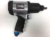"Pneumatic 1/2"" Sq Dr. Air Impact Wrench Hseutech H.D.T. Torque Control"