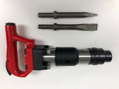 Pneumatic 4 Bolt Air Chipping Hammer MP-5004 +2 Bits