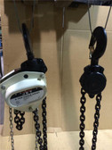 JET 5 TON Chain Fall Hoist 10ft Lift L100-500WO-10 107100 BLOW-OUT SALE !!!!!!!