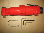 "Pneumatic Air 90° 3/8"" Sq Drive Impact Wrench NPK NPA80"