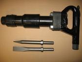 Pneumatic Chipping Hammer 4 Bolt Ingersoll Rand IR-3DA2SA