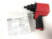 "Pneumatic 1/2"" Impact Wrench Sioux IW38HAP-4F"