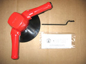 Pneumatic Air Verticle Angle Grinder Torreon LN20/80