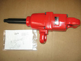 "Pneumatic Air 1"" Impact Wrench Ext Anvil Jet 1010 E6"