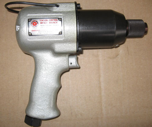 Pneumatic Impact Wrench Gardner Denver 18C4-S 7/16