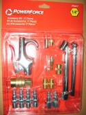 Pneumatic Air Fitting Kit 17pcs Ingersoll Rand PF2417