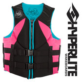 Hyperlite Indy Women's Neo Vest Black/Pink