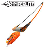 "Hyperlite 15"" Team Handle with 70' Silicone X-Line (Orange)"