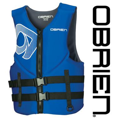 O'Brien Men's Traditional Neo Vest- Blue