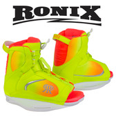 Ronix Luxe Wakeboard Bindings - 2016