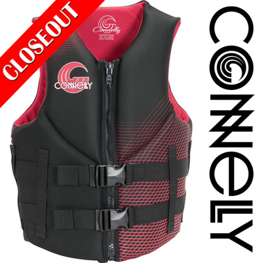 Connelly Women's Promo Neo Vest 2017 XL ONLY! ON SALE!