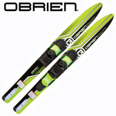 "O'Brien Reactor 67"" Combo Water Skis"