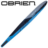 "O'Brien Siege 67.5"" Slalom with X-9 Adj Binding & Rear Toe Plate 2016"