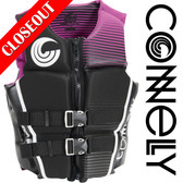 Connelly Women's Classic Neo Vest -2017 XS ONLY! ON SALE!
