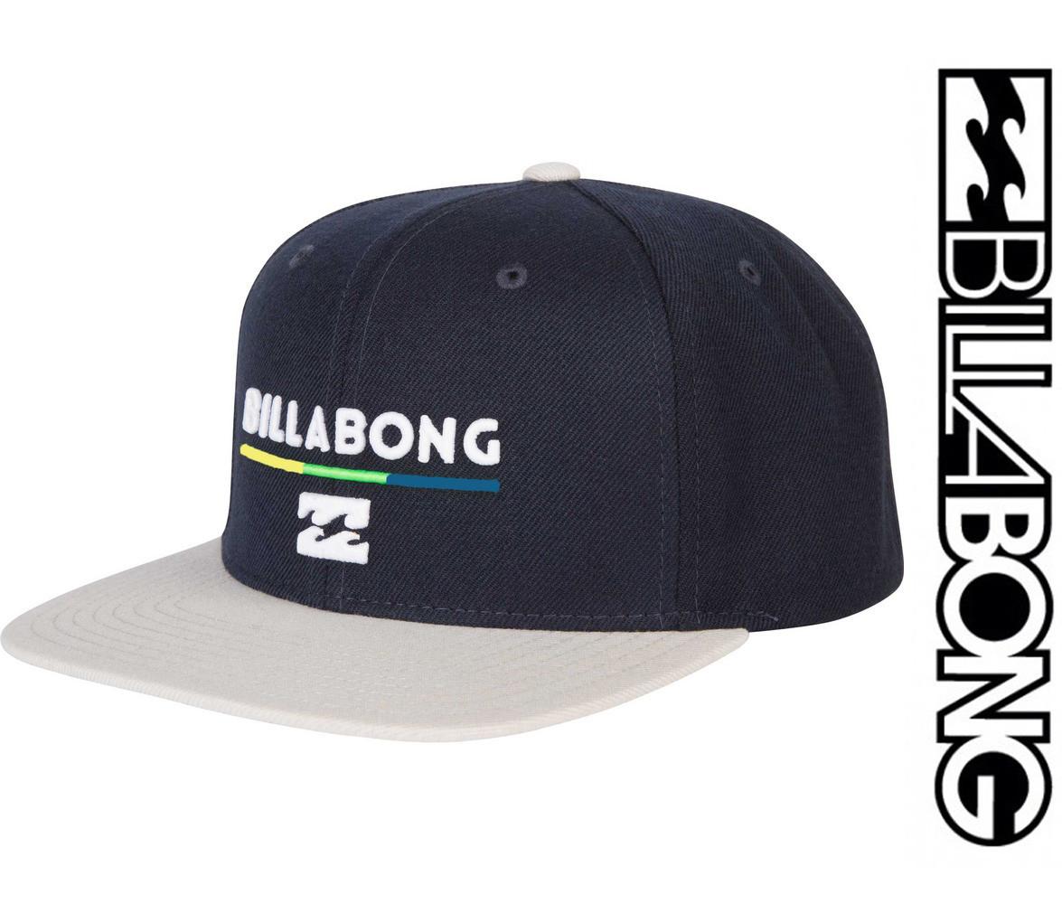 Billabong CAP Hat NEW BOYS SPINNER TRUCKER FLAT BRIM Skate 3 COLOURS Surf  1Sze