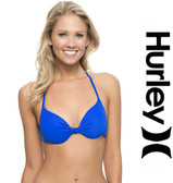 Hurley One & Only Underwire Bikini Top