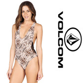 Volcom Lost Sea 1-Piece Swimsuit