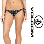 Volcom Untamed Hearts Full Coverage Bikini Bottoms