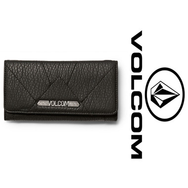 Volcom Pinky Swear Wallet - Black