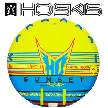 HO Sports Sunset 4 / 4-Person Towable Tube