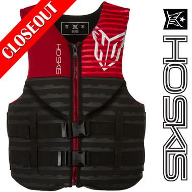 HO Sports Men's Pursuit Neo Vest - RED ON SALE!