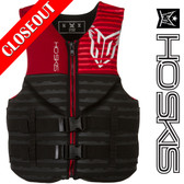 HO Sports Men's Pursuit Neo Vest - RED ON SALE!