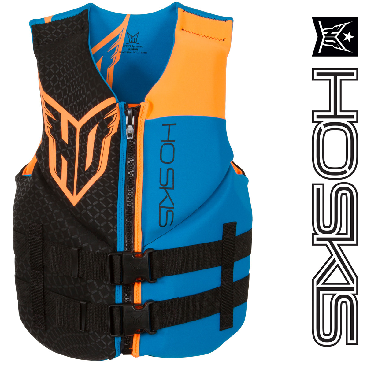 8479ce33b HO Sports Junior Pursuit Neo Vest for the Lowest Price at RIDE THE WAVE