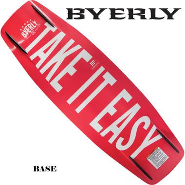 """Byerly 56"""" BP Boat Flex Wakeboard - Blank"""