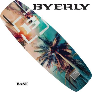 """Byerly 56.5"""" AR II Boat Flex Wakeboard - Blank (2017)"""