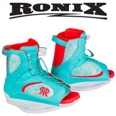 Ronix Luxe Wakeboard Bindings - 2017