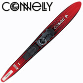 "Connelly Outlaw 67"" Slalom with Swerve Front Binding & Rear Toe Strap"