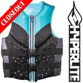 Hyperlite Indy Women's Neo Vest Aqua XL ONLY! ON SALE!
