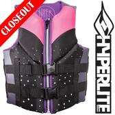 Hyperlite Indy Women's Neo Vest Black/Pink 2019 ON SALE!
