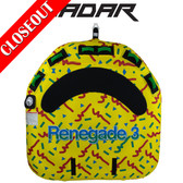 Radar Renegade 3 / 3-Person Towable Tube - 2019