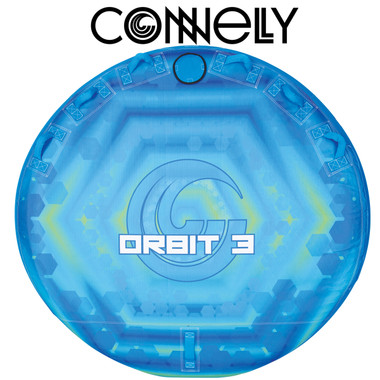 Connelly Orbit 3 Soft Top / 3-Person Towable Tube
