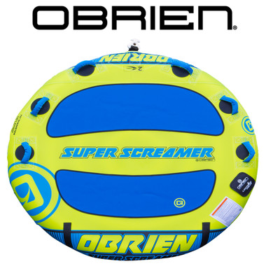 O'Brien Super Screamer 2-Person Towable Tube 2019